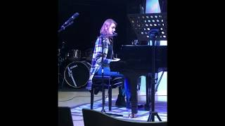 Anathema - twenty one pilots piano cover LIVE at school music show // March 23 2018
