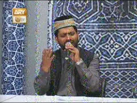 dua hamad karam mangta hoon atta BY ABID RAUF QADRI on Q.TV LIVE night time