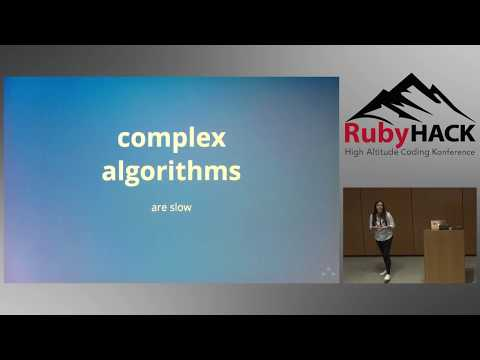 Watch Ruby Racing: Challenging Ruby Methodsr