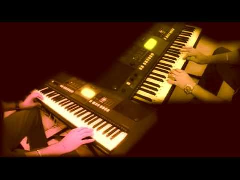 Ye Duniya Ye Mehfil-heer Ranjha-on Keyboard video