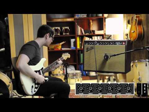 please watch in high quality, the video's better but more importantly the sound is better!) Demo of the Fender Limited Edition '65 Deluxe Reverb Reissue, a ...