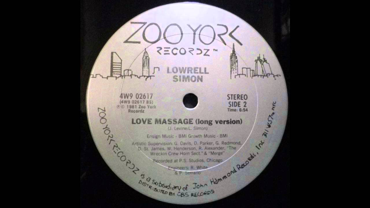 Lowrell Mellow Mellow Right On Overdose Of Love