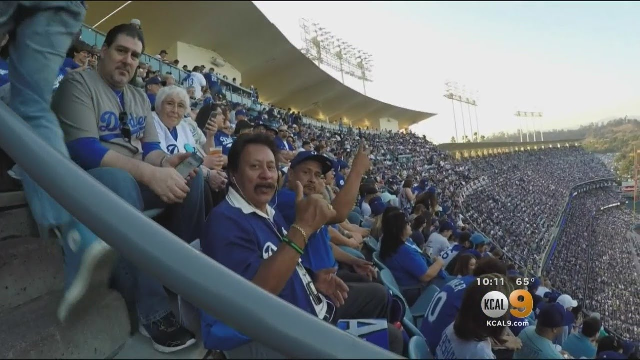 LA Fans Giddy That Dodgers Snub Cubs In Game 1 Of NLCS