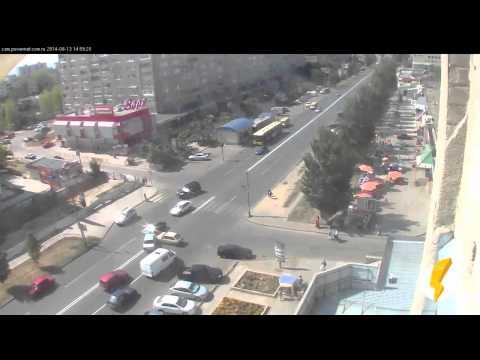 Авария в Волгоградской области 13 08 2014