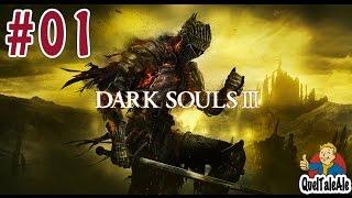 Dark Souls 3 - Gameplay ITA - Walkthrough #01 - Si parte?con una Boss Fight: Gundyr il Giudice