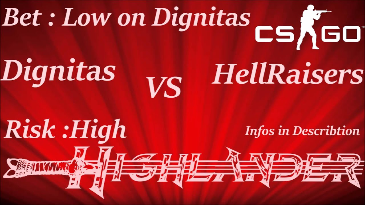 Hellraisers cs go Wallpaper Dignitas vs Hellraisers│cs:go