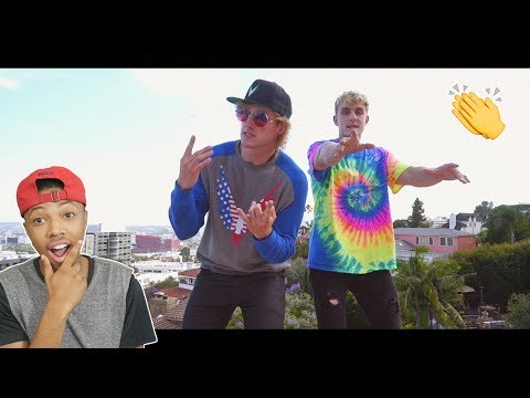 Jake Paul - I Love You Bro (Song) feat. Logan Paul (Official Music Video) Reaction
