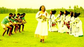Azalech Abate - Hulume Hagere(ሁሉም ሀገሬ) - New Ethiopian Music 2016(Official Music Video)