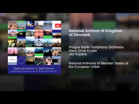 National Anthem of Kingdom of Denmark
