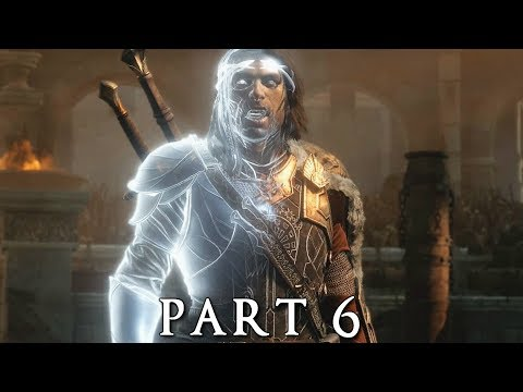 SHADOW OF WAR Walkthrough Gameplay Part 7 - Great Tree (Middle-earth)