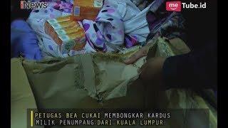 Bongkar Kardus, Ternyata Ini yang Ditemukan Petugas Bea Cukai Part 01 - Indonesia Border 03/05