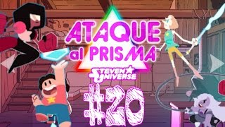 ► STEVEN UNIVERSE: ATTACK THE LIGTH : #20 GAMEPLAY ESPAÑOL ATAQUE AL PRISMA