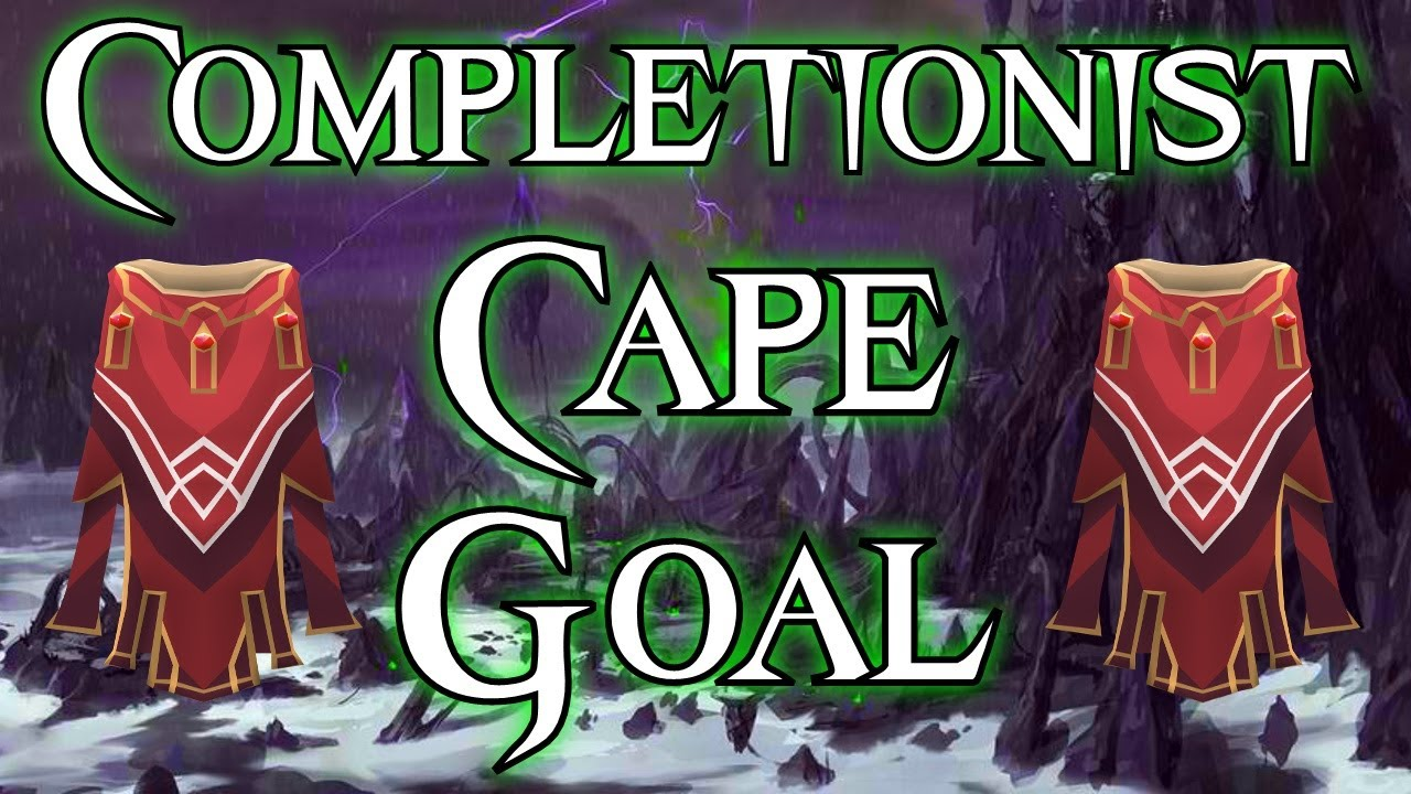 Runescape 3 closing in on completionist cape more 1 for Runescape exp table 1 99