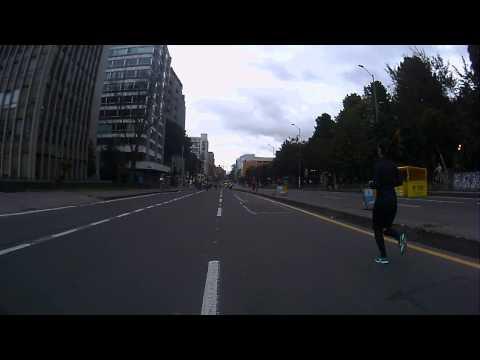 Entrenamiento Media Maratón Bogotá 2015 14