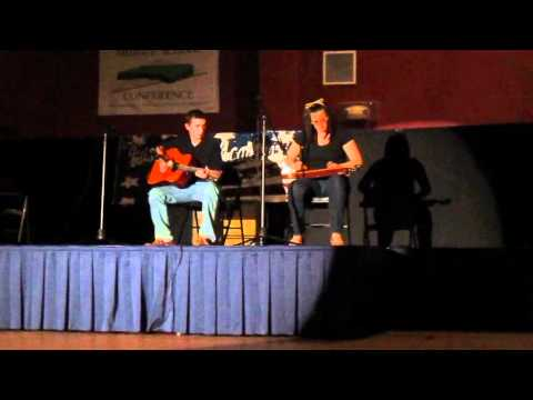 2011 East Wake Academy Talent Show- Nate & Brittany