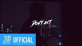 """장우영 (Of 2PM) """"Don"""