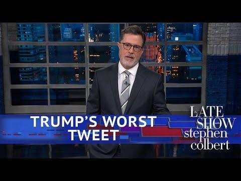 This Tweet Trumps All Other Horrible Trump Tweets
