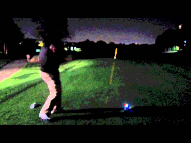 Glowball Golf - Cleveland Classic Driver