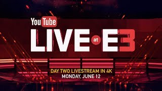 YouTube Live at E3: Day Two, PlayStation Press Conference, Ubisoft