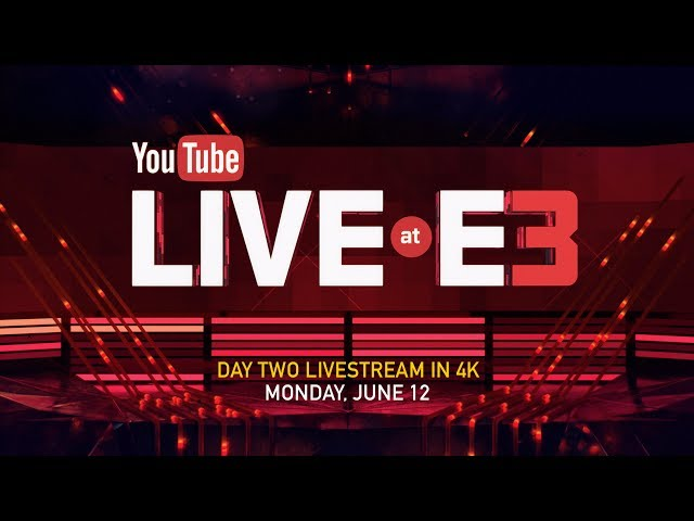 YouTube Live at E3 Day Two, PlayStation Press Conference, Ubisoft
