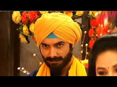Rishi Becomes Sardar Ji To Reveal Malaika's Truth In 'Kasam Tere Pyar Ki' | #TellyTopUp