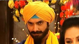 Rishi Becomes Sardar Ji To Reveal Malaika's Truth In 'Kasam Tere Pyar Ki'   #TellyTopUp
