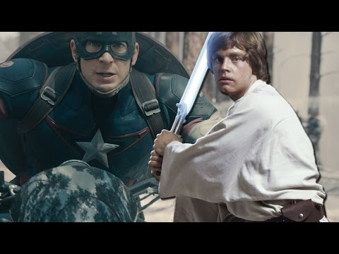 Marvel Phase Two Secret Star Wars Easter Egg Revealed!