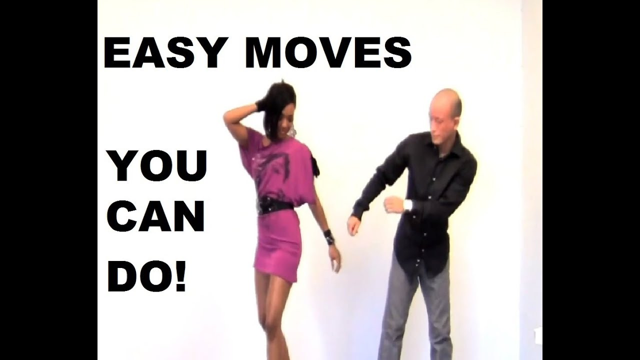 Simple Dance Move to ANY Music (Club Dance Lessons) - YouTube