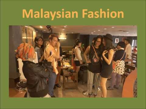 Malaysia Fashion, Clothing Brands and Designers