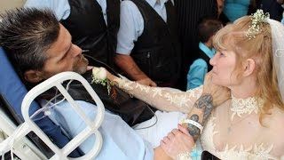 Man With One Week Left To Live Marries Best Friend In Hospital Wedding