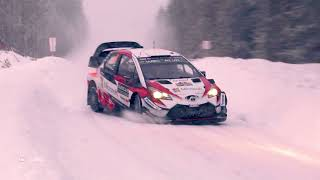 Rally Sweden 2018 - Highlights DAY 4