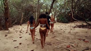 Exploring Sand Bar In Honolulu, Hawaii Behind the Scenes Video