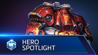 Blaze Spotlight – Heroes of the Storm