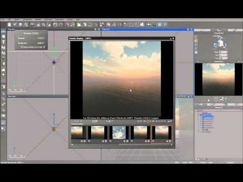 Skyboxes with Vue in ShiVa and Unity