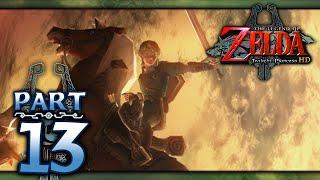 The Legend of Zelda: Twilight Princess HD - Part 13 - King Bulblin