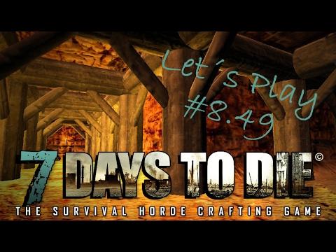 Let´s Play 7 Days to Die #8.49 Ein großer Garten muss her