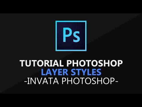Tutorial Photoshop: Layer Styles (Ghid De Utilizare)