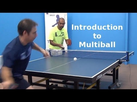 an introduction to the sport of table tennis Introduction to table tennis table tennis is an inclusive sport open to all individuals with physical and learning impairments it was first introduced into the.