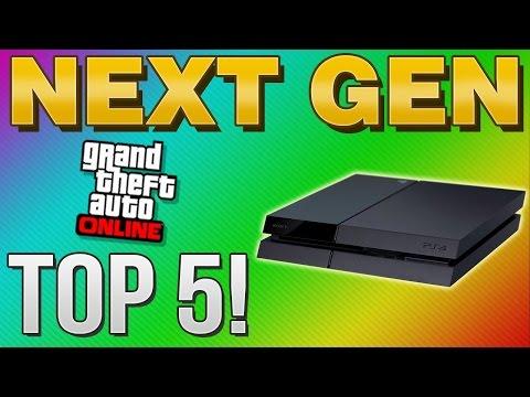 TOP 5 REASONS TO BUY GTA 5 NEXT GEN