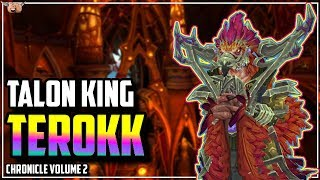 Warcraft Lore [Chronicle Vol. 2] - Talon King Terokk
