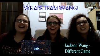 [Reaction Ita] Jackson Wang - Different Game