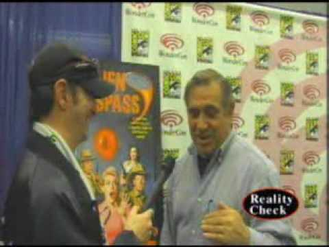 Wonder Con '09 Part 1:Richard Kiel,David Hedison,RW Goodwin
