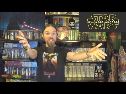 Star Wars Episode VII The Force Awakens Official Teaser Trailer Reaction