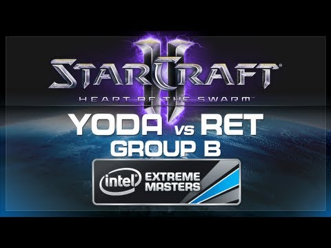 YoDa vs Ret - SC2 (Group B) - IEM World Championship 2013