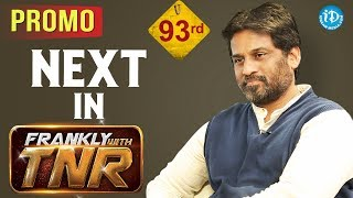 Comedian Venu Exclusive Interview  Promo  Frankly With Tnr 93  Talking Movies With Idream 633