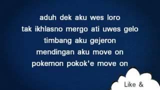 download lagu Pokemon Pokok'e Move On gratis
