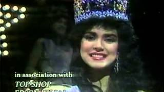 MISS WORLD 1984: Astrid Carolina Herrera - VENEZUELA