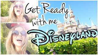 Get Ready With Me: Disneyland