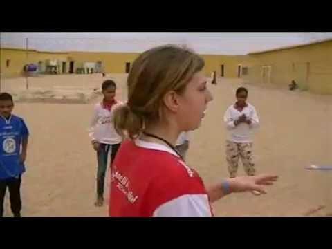 """SOFTBALL: nel deserto dei SAHARAWI lo SPORT """"pulito"""" che avvicina…"""