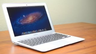 Review: MacBook Air 11 2012